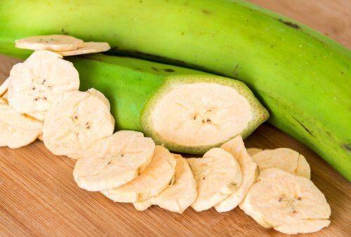 Зелените банани могат да подобряват и регулират сърдечния ритъм