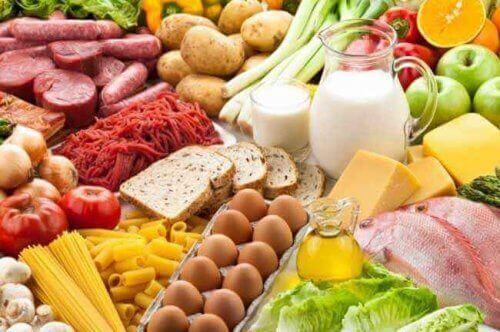 Подобрете храненето си с цел поддържане здравето на очите.
