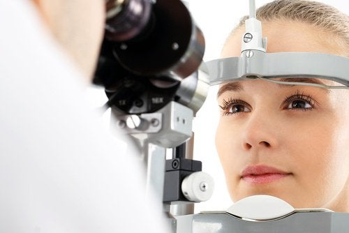 За поддържане здравето на очите, консултирайте се с лекар.