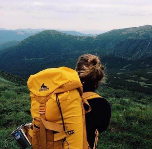 Целете се във високото, за да откриете своя път в живота.