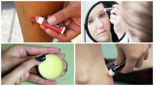 10 невероятни приложения на балсама за устни