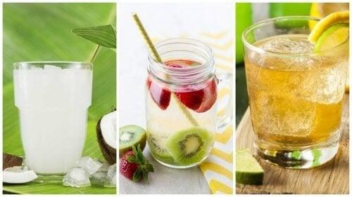 Пречистете организма си и отслабнете с тези 5 детоксикиращи води