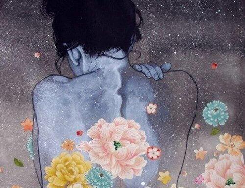 Не губете идентичността си, само защото сте изгубили някого.