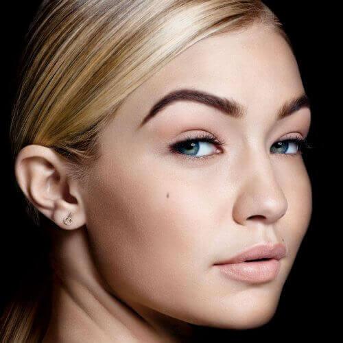 Оформяне на веждите при кръгло лице