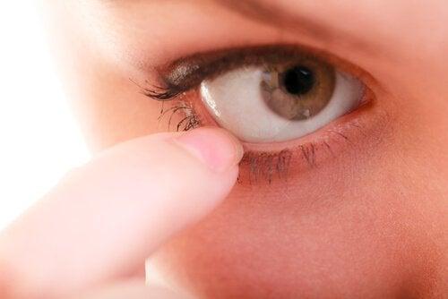 нови лещи от хидрогел за подобряване на зрението