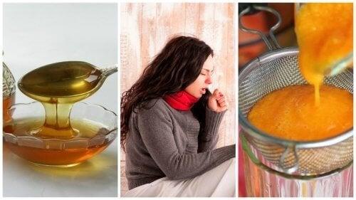 Победете храчките с този сироп с мед и моркови