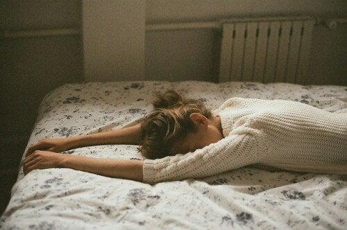 Сълзите освобождават натрупания стрес.