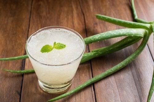 8 причини защо да пиете сока от алое вера + рецепта