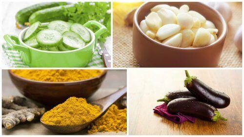 Изхвърлете токсините и укрепете имунната система с тези 8 храни