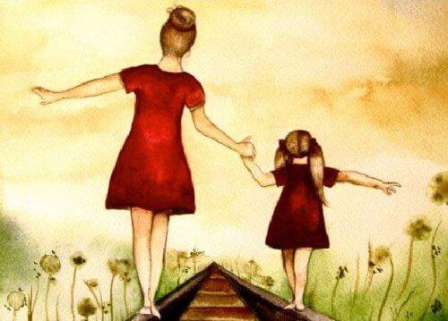 Позволете на вашите деца да следват своя собствен път