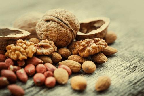 Орехите са пълни с антиоксиданти
