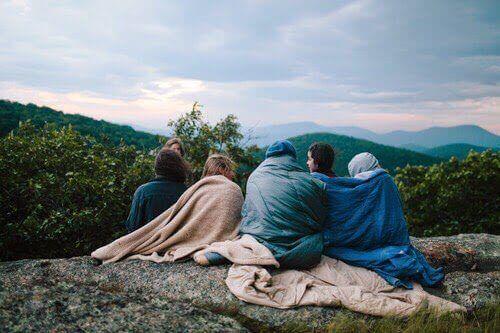 приятелите ви помагат да възвърнете страстта си към живота