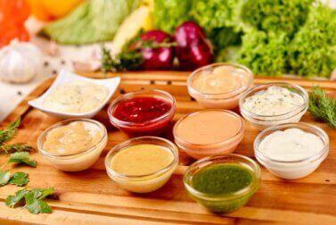 Салатените  дресинги съдържат много сол и са вредни при хипертония