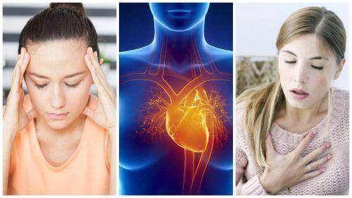 7-те признака за инфаркт, които жените често пропускат