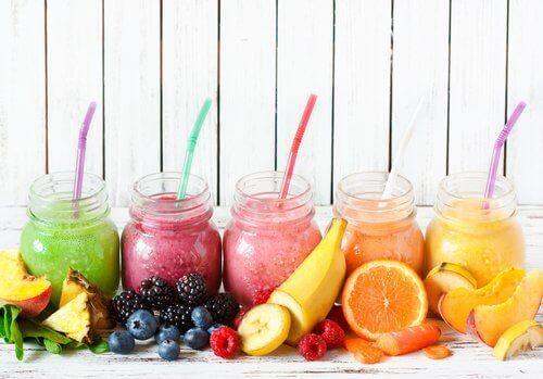 Натурални сокове за облекчаванесимптомите на менопауза
