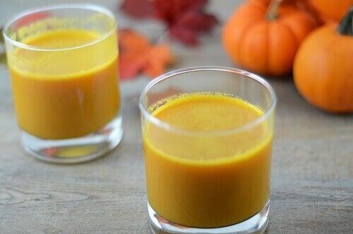 Подобрете имунната си система със сок от тиква и морков