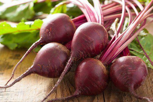 Цвекло за изхвърляне на токсините и укрепване на имунната система