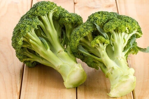 броколите са богати на протеини