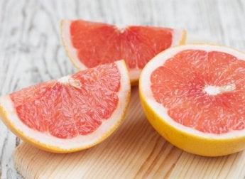 Грейпфрутите са богати на антиоксиданти