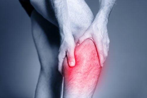 Какво представлява схващане на мускулите