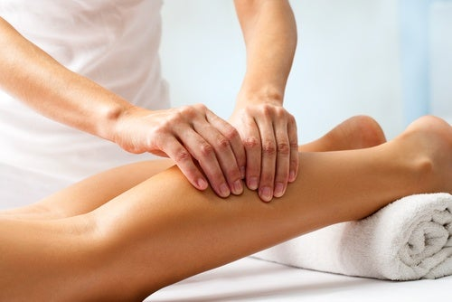 Масаж при болка в мускулите и ставите.