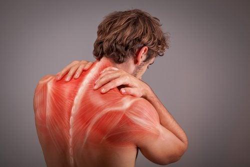 Какво може да направите при схващане на мускулите