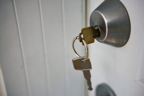 Почистване на ключовете в дома