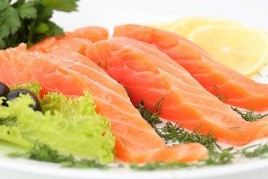 Мазната риба е полезна за хората с това заболяване
