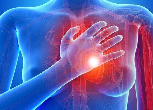Сърдечната недостатъчност - като следствие на хипертонията