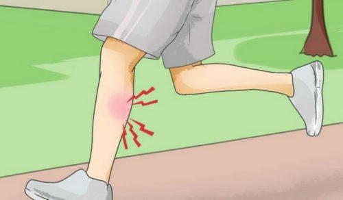 Какво да правите при схващане на мускулите