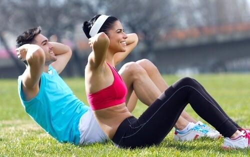 Правете упражнения, ако искате да отслабнете