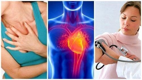 7 усложнения на хипертонията