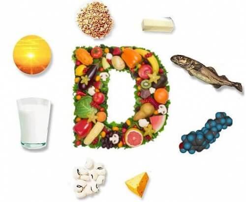 витамин Д - част от полезните хранителни вещества, които заздравяват сърцето