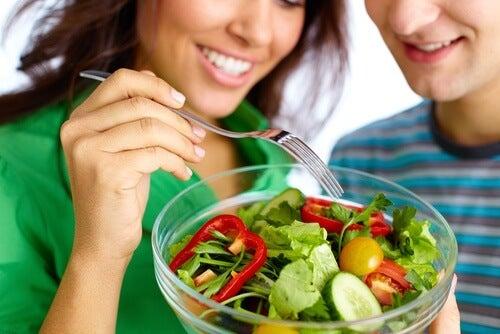 Яжте плодове и зеленчуци, ако искате да отслабнете