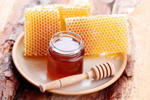 Възползвайте се от ползите на меда при суха коса