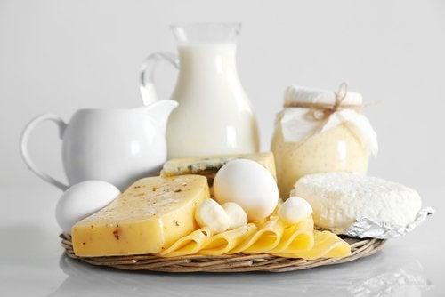При проблеми със ставите избягвайте млечните продукти