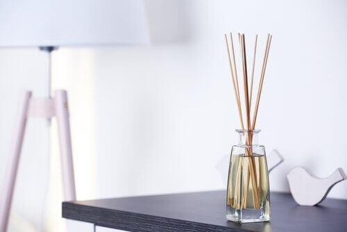 бамбуковите причици също са идеален вариант за разпръскване на етерични масла