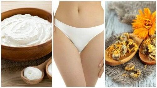6 натурални продукта, които се борят с вагиналната сухота