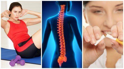 8 съвета как да запазите гръбнака си здрав и силен