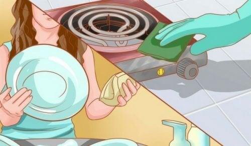 Защо домът ви не трябва да е идеално чист