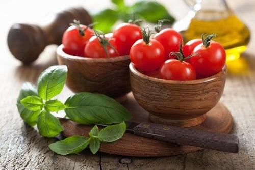 домати за черния дроб