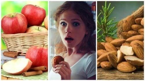 7 храни, които ще ви успокоят, когато се тревожите за диетата си