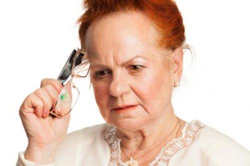 трудното намиране на подходящите думи - един от признаците на деменцията