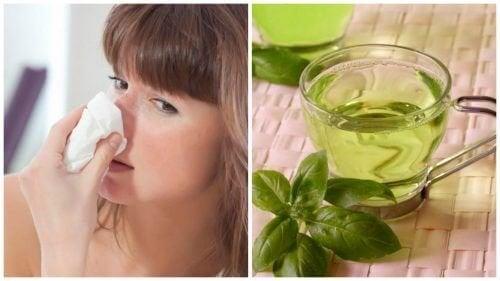 Отпушете носа с тези 5 натурални средства