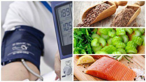 Контролирайте хипертонията с тези 7 храни