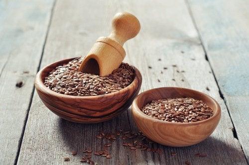 Контролирайте хипертонията с ленено семе