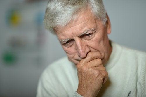 загубата на апетит би могло да е симптом за депресия при възрастните хора