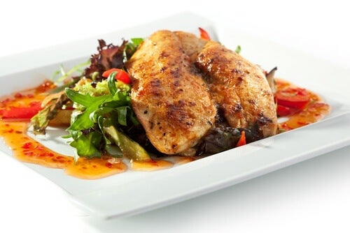 Пилето е добър избор за вечеря