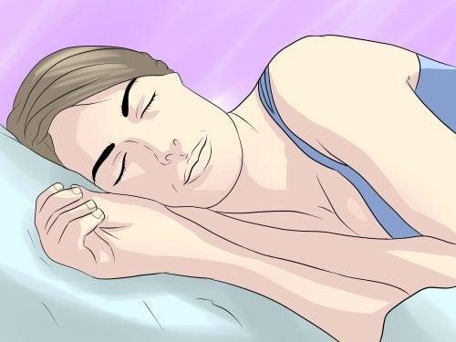Какво говори за вас позата на съня