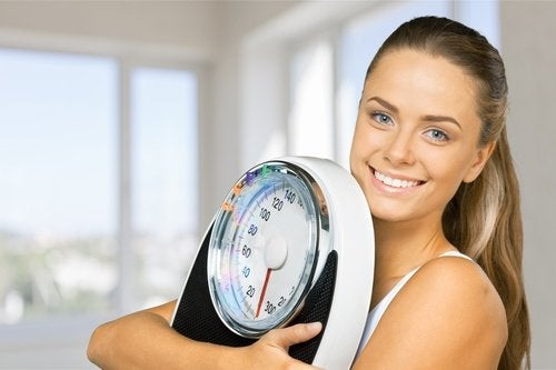 Поддържайте здравословно тегло